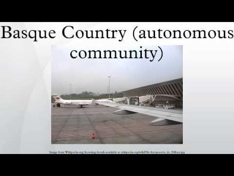 Basque Country (autonomous community)