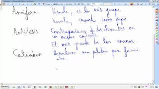 Figuras literarias Lengua 3º ESO AINTE
