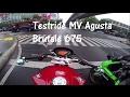 Testride MV Agusta Brutale 675 2015 Indonesia