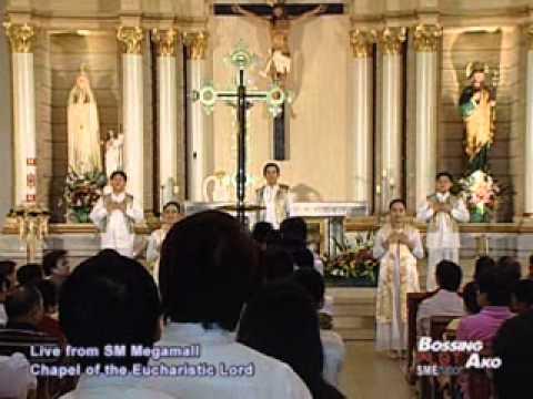 SUNDAY TV MASS APRIL 24 2011 PART 1