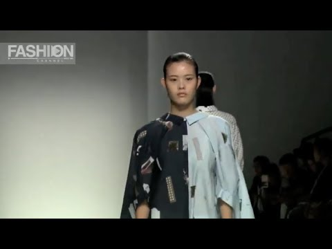 PERSONAL POINT Spring Summer 2018 Shanghai FW - Fashion Channel