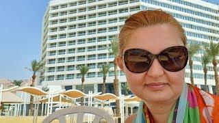 Мёртвое море Подробный обзор отеля Crowne Plaza VLOG