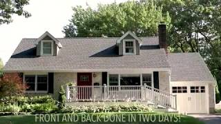 Transform your Red Brick Home!