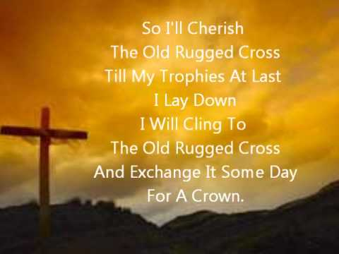 The Old Rugged Cross You