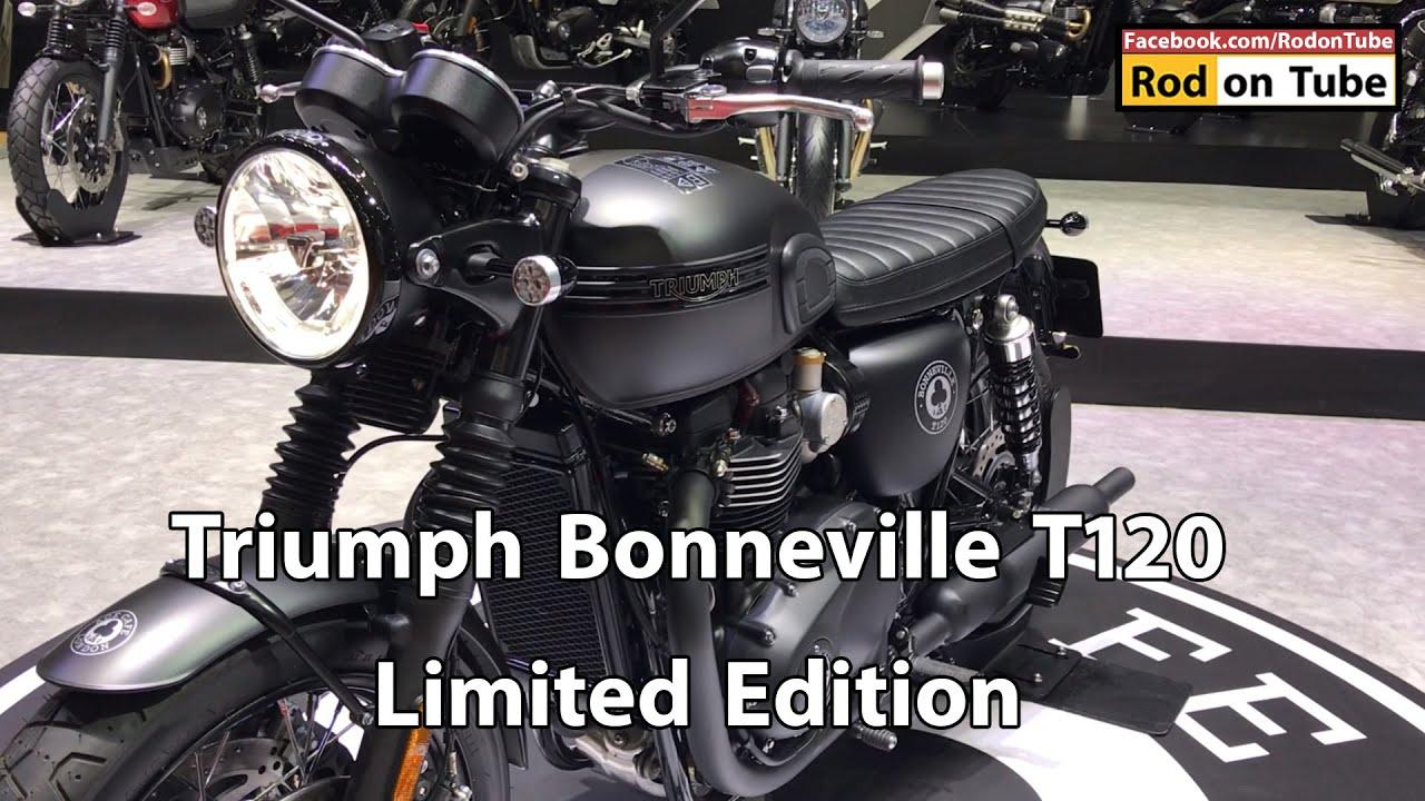 Triumph Bonneville Limited Edition Bonneville T120 Ace