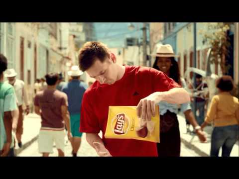 Lay's ad with Messi