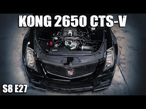 The FIRST Kong 2650 Supercharger...   RPM S8 E27