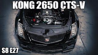 The FIRST Kong 2650 Supercharger... | RPM S8 E27