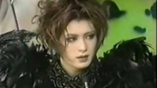 Interview in 1998 at Music Clique and 月下の夜想曲 (gekka no yasouk...