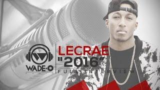 """Lecrae """"2016"""" Full Interview"""