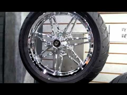 Harley Davidson Chisel Custom Wheel