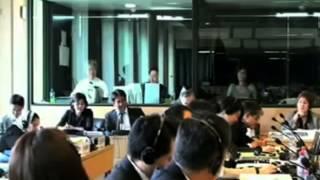 Japanese diplomat tells delegates to