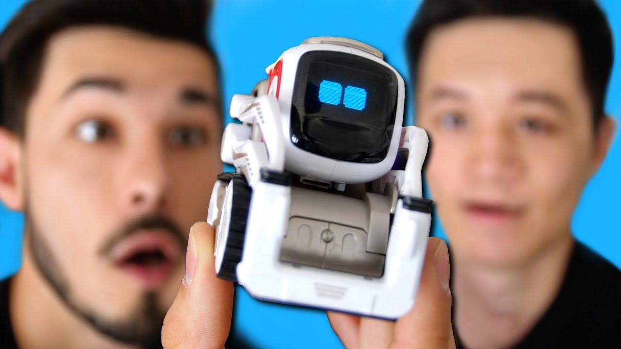 CE ROBOT VA T'IL VOUS SURPRENDRE ?