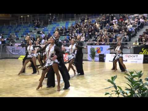 Grün-Gold-Club Bremen, GER | 2015 World Formation Latin | The Final | DanceSport Total