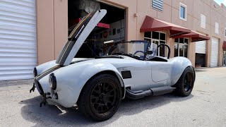 One Of A Kind 1965 Shelby Cobra - Generation Oldschool