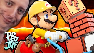 Super Mario Maker FIGHT OR FLIGHT - PROJARED LEVEL!