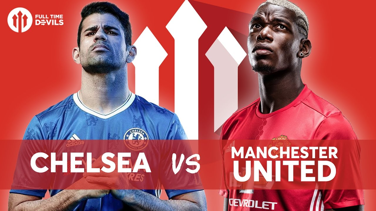 Image result for Chelsea vs Manchester United Live Stream