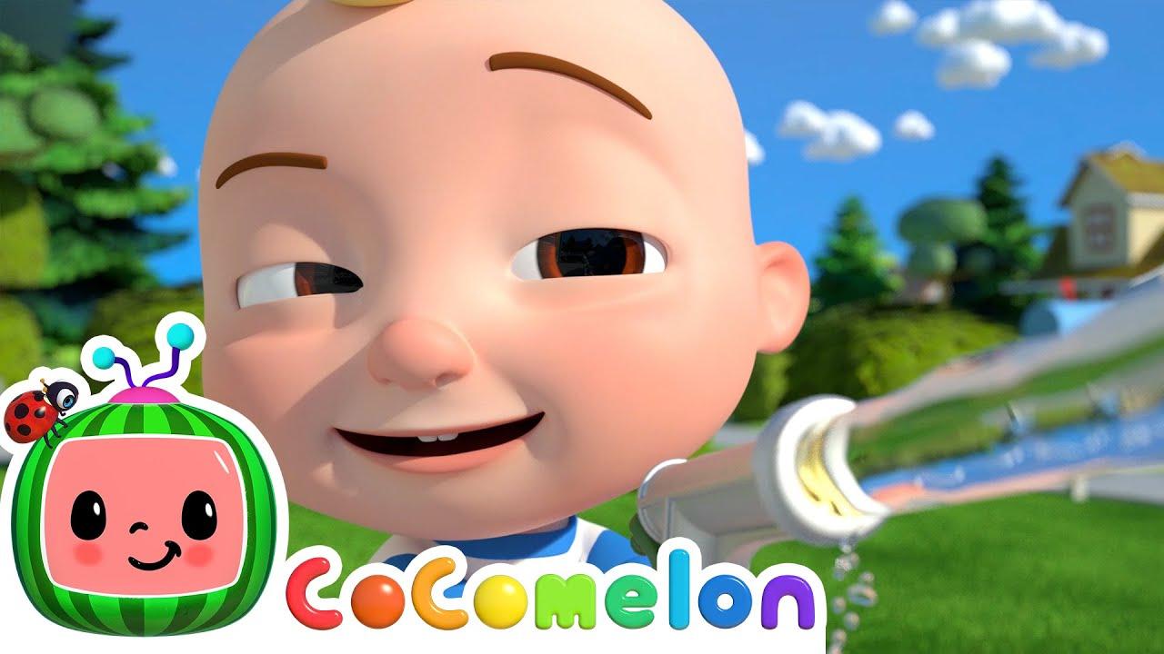 Car Wash Song! | CoComelon Nursery Rhymes & Baby Songs | Moonbug Kids