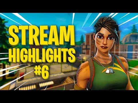 Tommo Stream Highlights #6 (Fortnite Battle Royale)