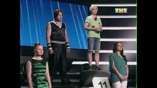 СуперИнтуиция - Шоу с крокодилом
