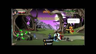 aqworlds finishing Arryd quest