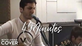 Madonna / Justin Timberlake / Timbaland - 4 Minutes (Boyce Avenue acoustic cover) on Apple & Spotify