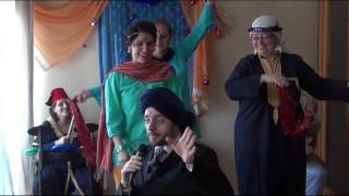 Happy Birthday Bollywood Indian Style / Cumpleaños feliz versión Bollywood!