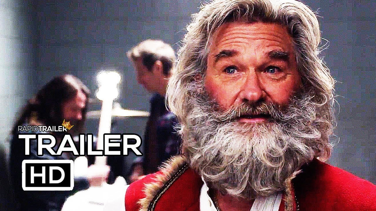 A Christmas Chronicles.The Christmas Chronicles Official Trailer 2018 Kurt Russel Comedy Movie Hd