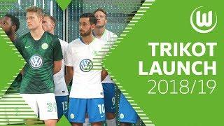 Trikotlaunch-Event in der Autostadt   VfL Wolfsburg