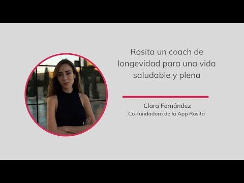 Rosita un coach de longevidad para una vida saludable y plena