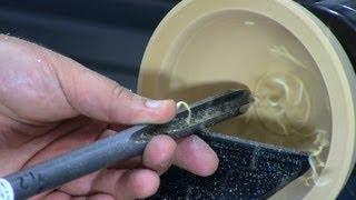 Turning a Bradford Pear Bowl in HD on a Robust American Beauty Woodturning Lathe