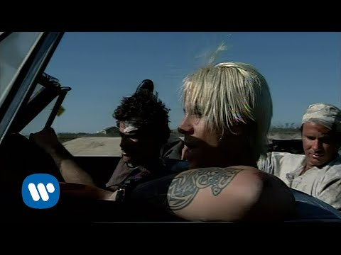 Клип Red Hot Chili Peppers - Scar Tissue