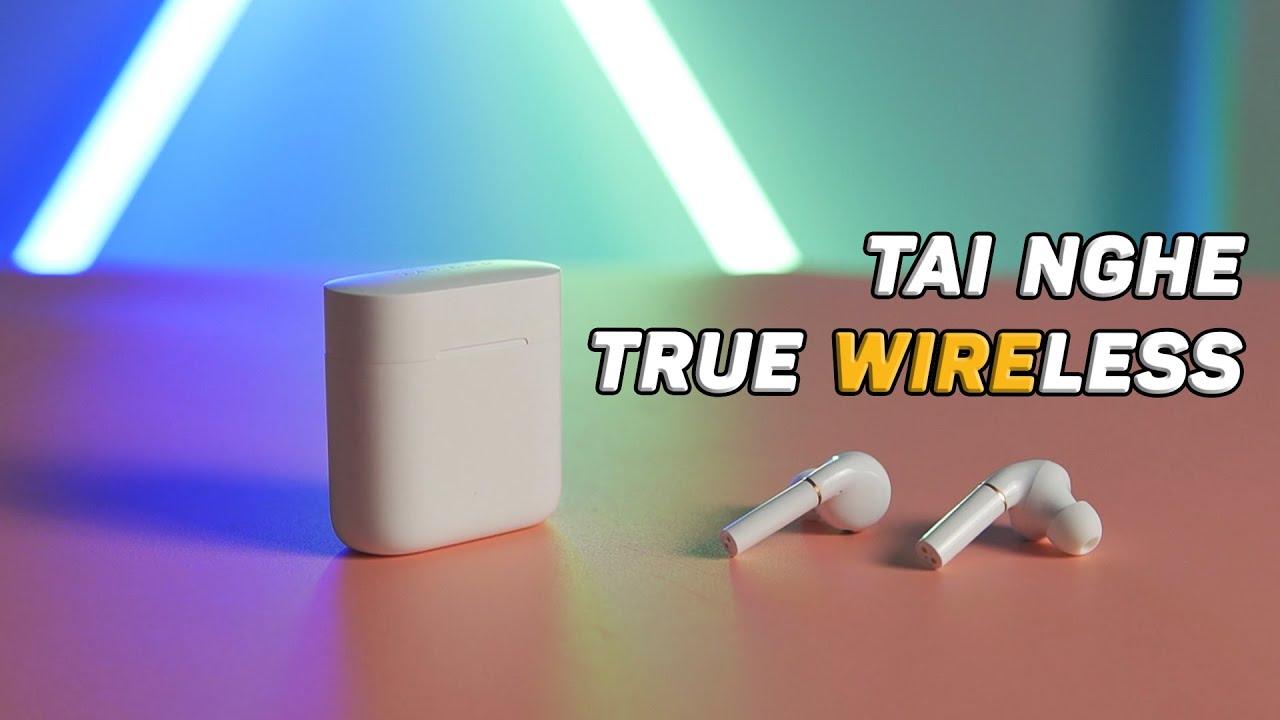 Tai Nghe Haylou T19 - Giá 800K Có Aptx, Âm Thanh Cực Hay, Pin Trâu Sạc Không Dây Tiện Lợi! - YouTube