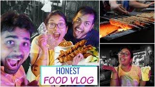HONEST Food Vlog Ever... | #JamaMasjid #ChandniChowk #vlog #LafanGAY #CookWithNisha
