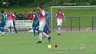 2019  05 30  Essener Kreispokal Finale 2019 ESC Rellinghausen 06 vs  FC Kray