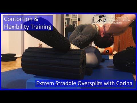 Contortion Training by Flexyart 122: Extrem Oversplits