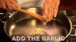 Visual Cookbook with Giuliano Hazan: Spaghetti Alle Vongole