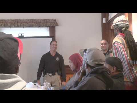 Marin City Multi-Agency Laborers Apprenticeship Program