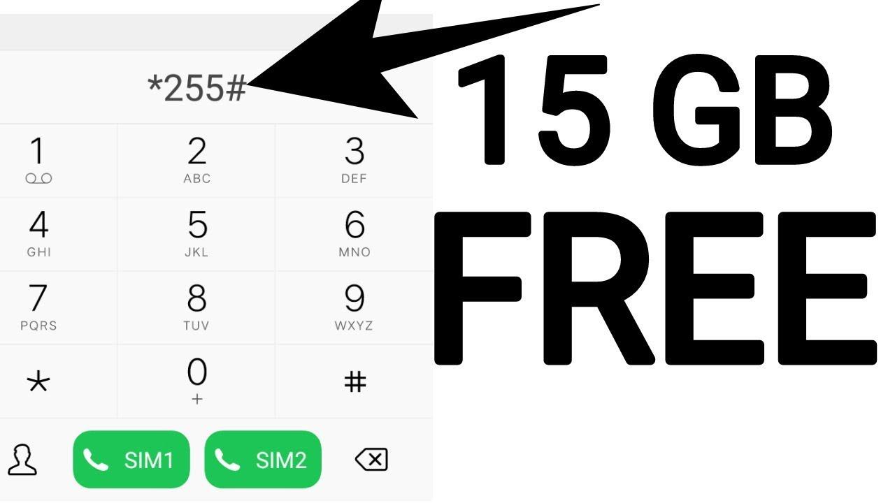 15 GB Free data, free internet 15 gb,data mb free 2019/DATA FREE 15 GB gp  sim,