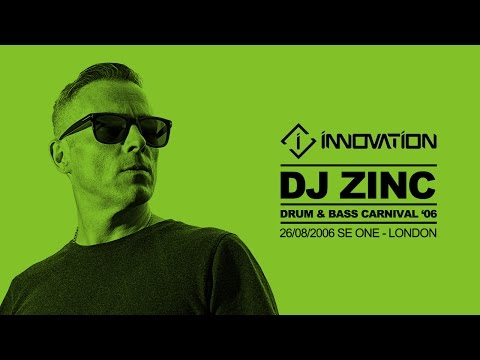 DJ Zinc - Innovation Carnival 2006 - Full Set
