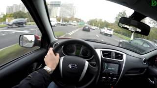 Datsun On-Do \ Mi-Do FPV Driving in 4k UHD/ Безмолвная езда на Датсун
