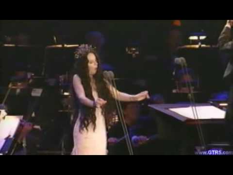 sarah brightman - music of the night (live) statue of liberty concert