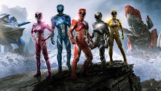 Power Rangers -  Best Action Movies Scenes 2017 FULL HD 1080p