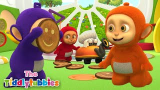 Tiddlytubbies NEW Season 4 ★ Playing with Tubby Toast! ★ Tiddlytubbies 3D Full Episodes | WildBrain