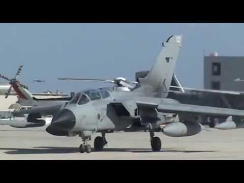 airX Malta International Airshow 2014 - Departures