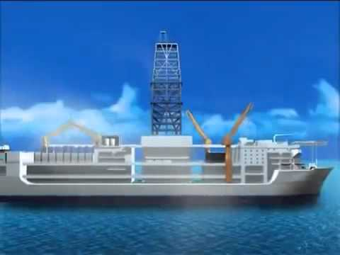 Navio Sonda - Overview on Deep Water Drilling