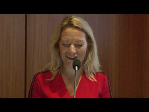 2019 Cody Award Presentation By Antje Boetius