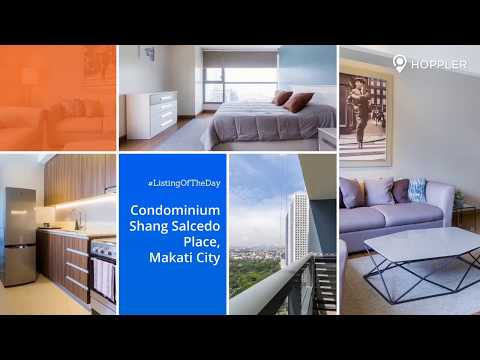 Urban Chic Condominium for Rent at Shang Salcedo Place, Makati City