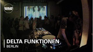 Delta Funktionen Boiler Room Berlin DJ Set