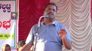 U.T Khader Speech in Kalkatta Kattemar Manjanady